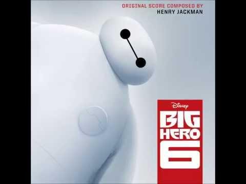 Big Hero 6 Soundtrack - 20 Reboot (Henry Jackman)