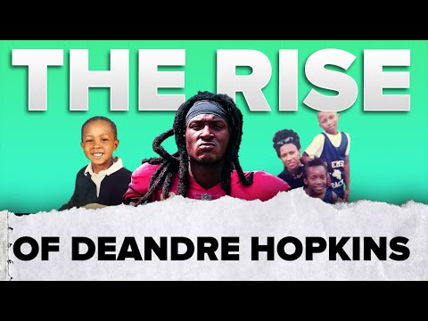 The struggled rise of DeAndre Hopkins | #shorts