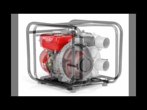 Bensiinimootoriga veepump Hecht 3680