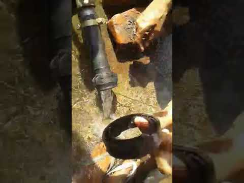 HDPE Quick Coupled Pipes