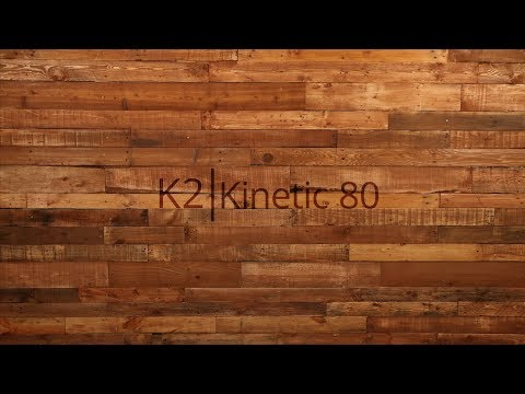 Video: 2018 K2 Kinetic 80 Mens and Womens Inline Skate Overview by InlineSkatesDotCom