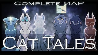 Cat Tales | Warriors MAP COMPLETE