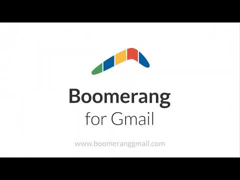 Download Boomerang for Gmail Demo (2019) Mp4 HD Video and MP3