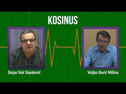 """Kako do trajnog rešenja po pitanju Kosova u emisiji """"Kosinus"""""""