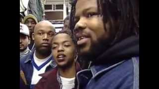 Lauryn Hill And Jeru The Damaja Get In A Heated Debate About All White People Being Wicked.
