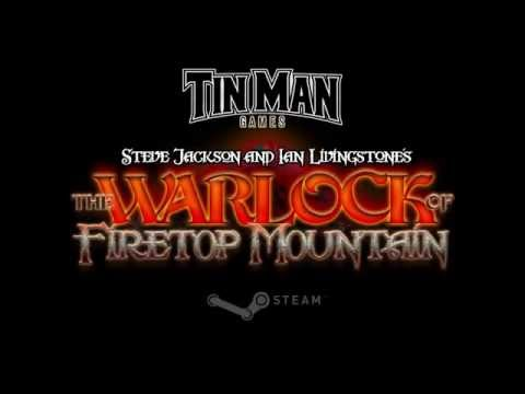 The Warlock of Firetop Mountain - Steam Teaser Trailer thumbnail