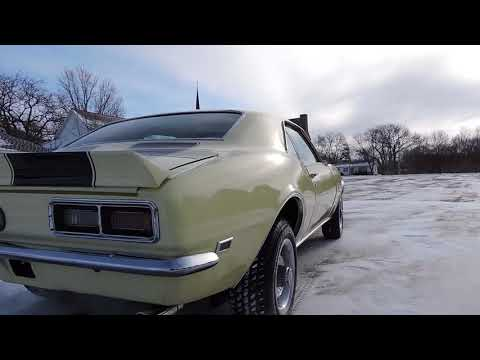 Video of '68 Camaro - MHYW