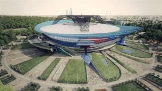 Концепция реконструкции стадиона