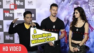 Tiger Shroff Is A SuperHero Without Cape | Baaghi 2 Official Trailer Launch