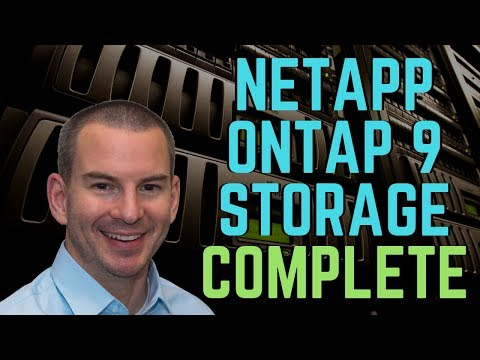NetApp ONTAP 9 Complete Training Course - SPECIAL OFFER ...