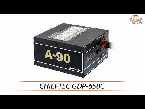 CHIEFTEC GDP-650C - обзор блока питания