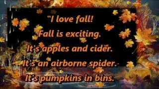 Happy Autumn Season Wishes,Greetings,Sms,Sayings,Quotes,E-card,Wallpapers,Whatsapp video