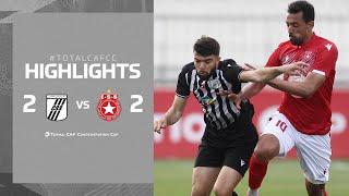 CAF CC | CS Sfaxien 2 – 2 E.S.S