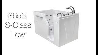 Ella S-Class3655 Low Threshold Video