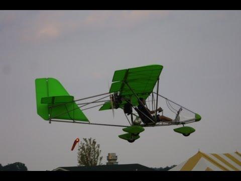 Ultralight Aircraft, Aerolite 103 ultralight, part 103 legal ultralight aircraft.