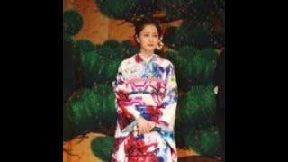 前田敦子『のみとり侍』完成披露試写会で鮮やかな振袖姿蜷川実花への「ラブコール」で実現......
