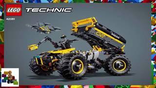 LEGO Instructions - Technic - 42081 - Volvo Concept Hauler PEGAX (Model 2)