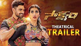#Saakshyam Official Trailer | Bellamkonda Srinivas | Pooja Hegde | Sriwass | Abhishek Nama