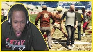 WHERE IS MY TEAM?? - GTA 5 Online PS4   Twitch Subscriber Lobby Part 57