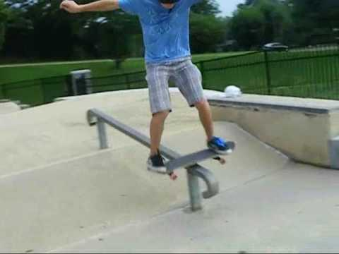 Johnson City skatepark