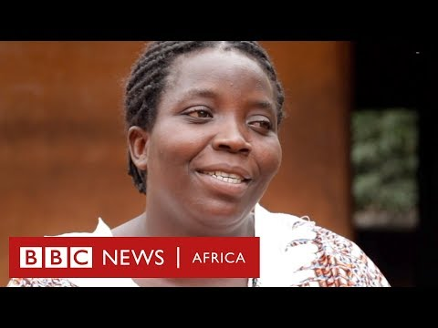 'I married my husband after he died' - BBC Africa