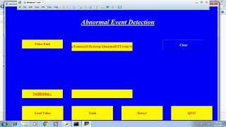 Anomaly event detection in Video using LSTM and CNN