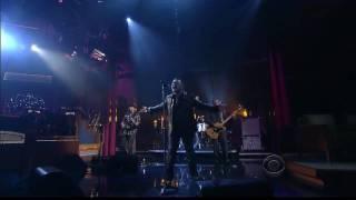 U2 - Magnificent Live Letterman 2nd Night [HD - High Quality]