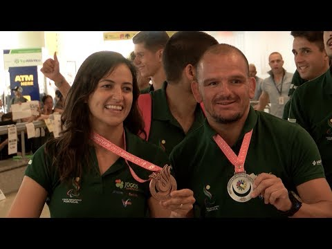 Jogos Surdolímpicos Samsun 2017