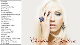 Christina Aguilera Greatest Hits  -  The Best Of Christina Aguilera     MP3/HD