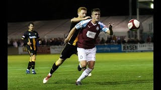 Highlights: South Shields 1-4 Morpeth Town