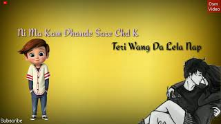 ne main kam dhande sir chad ke full song ammy virk status - Thủ