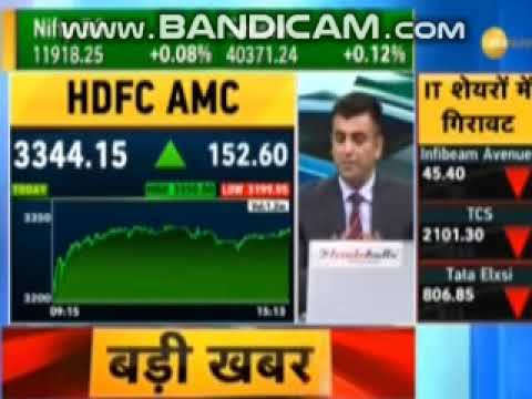 What to do with HDFC AMC book profit or buy next target