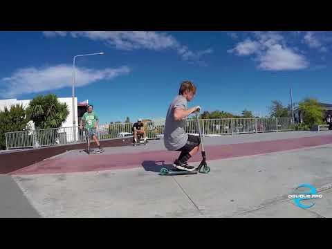 Scooter Tricks by @jacoballenofficial