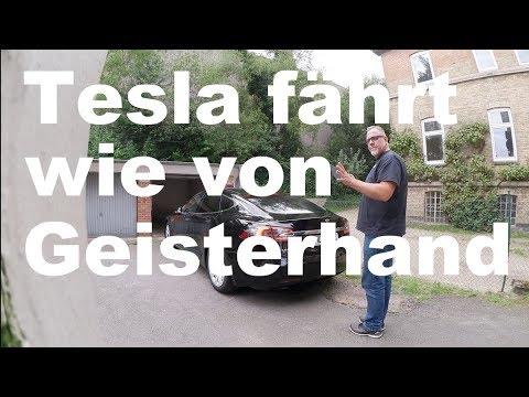Summon - Tesla On-Demand