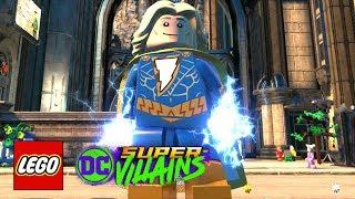 LEGO DC Super-Villains - How To Make Shazam Jr. (New 52)