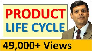 Product Life Cycle (PLC) - Marketing Management Video Lecture by Prof. Vijay Prakash Anand