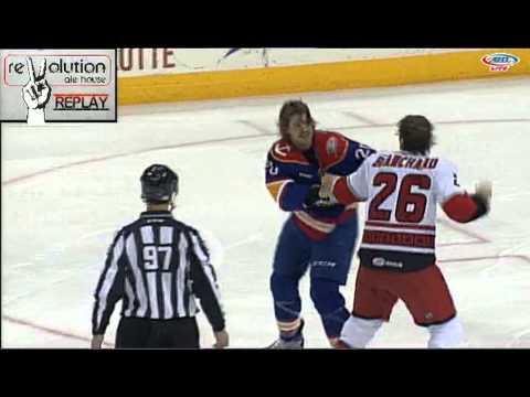 Nicolas Blanchard vs. Troy Bodie