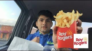 ME EATING ROY  ROGERS MUKBANG - Video Youtube