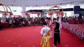 Wushu Kelantan Performance 吉兰丹武术