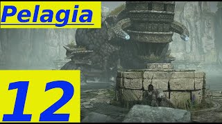 Shadow Of The Colossus Parte 12: BOSS PELAGIA !! (HD Ita, PS4, No Commentary)