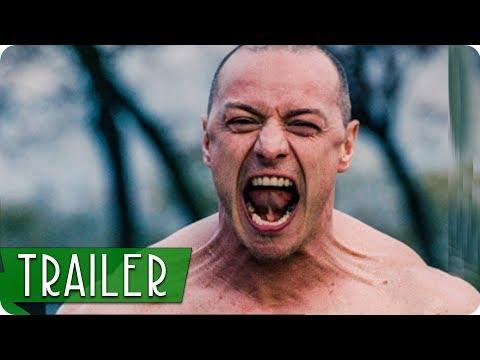 GLASS Trailer 2 Deutsch German (2019)