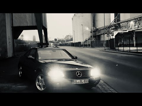 ThomasBenz - Ausfahrt Mercedes SL R129