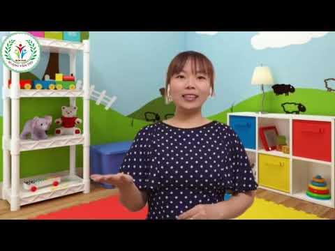 Tạo hình: Nặn bông hoa - MGB - GV Nguyễn Thị Thu Hiền B