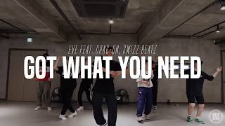 Yehwan Kim Class | Got What You Need - Eve feat. Drag-On, Swizz Beatz | Justjerk Dance Academy