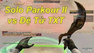 Giả Trẻ Trâu Rủ Solo Parkour II Gặp Ngay Đệ Tử TXT | TQ97