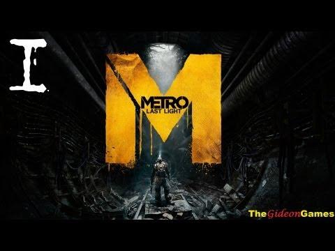 Прохождение Metro: Last Light (Метро 2033: Луч надежды) [HD|PC] - Часть 1 (Новый дом)