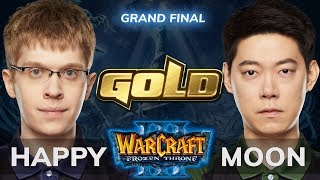 WC3 - WGL Summer'19 - GRAND FINAL: [UD] Happy vs. Moon [NE]