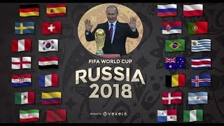 ⚽ 2018 FIFA World Cup 🏆 Putin Predicts What National Team Will Win The Football Cup!