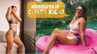 A Trip I'll Never Forget | Adventures In Costa Rica!!