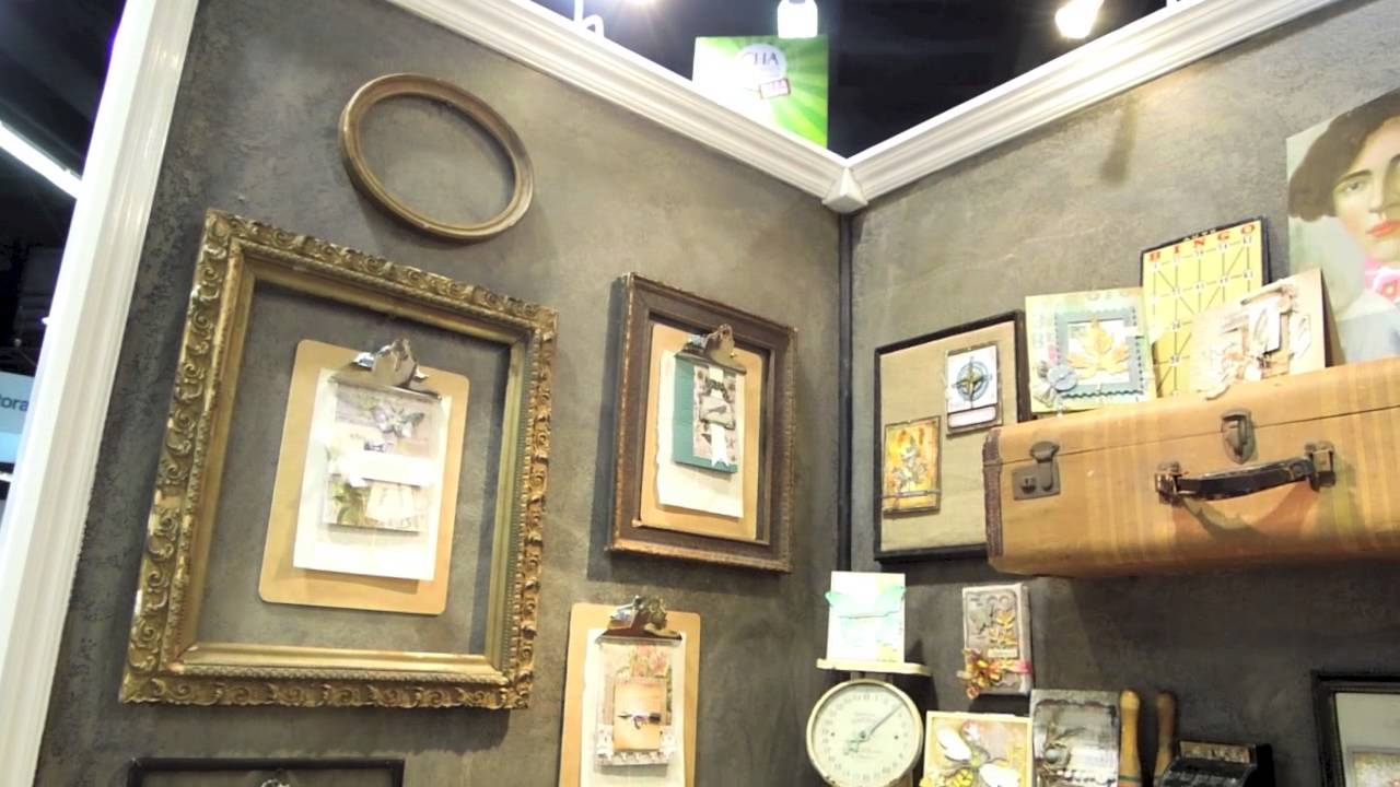 CHA 2015 Sizzix Booth
